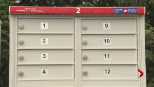 Canada Post  'Superbox' thefts on the rise