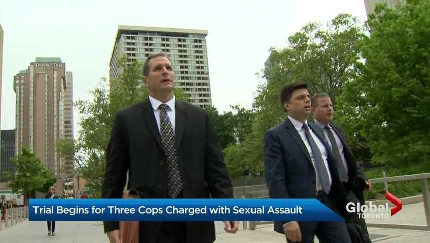 Parking enforcement officer 'powerless' as 3 Toronto cops had sex with her