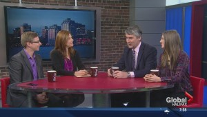 Stephen McNeil on the Morning News