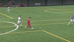 HIGHLIGHTS: CIS Men's Soccer Pronghorns vs Wesmen – Aug 25