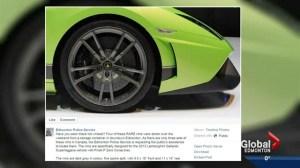 EPS searching for Lamborghini rims