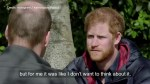 Princes William and Harry admit they never spoke properly about their mother's death