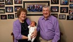 Illinois couple welcomes 100th grandchild