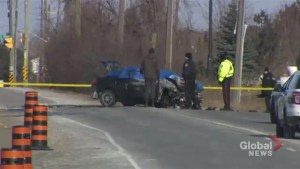 One dead after two-vehicle collision in Brampton