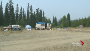 Reaction pouring in after Global Okanagan airs story about a family that's been forced to live in the woods due to a lack of affordable housing