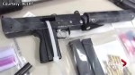 ALERT displays weapons seized in central Alberta