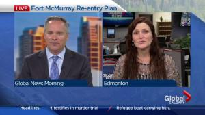 Fort McMurray Mayor Melissa Blake talks about black bears being attracted to stinky garbage