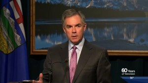 Premier Prentice on attack ads