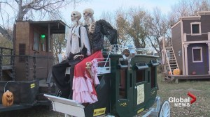 Creepy Hollow open to frighten southern Albertans