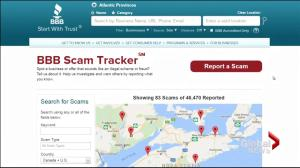 Atlantic Better Business Bureau releases top 10 complaints on 2016