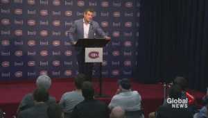 Bergevin's Habs post-mortem