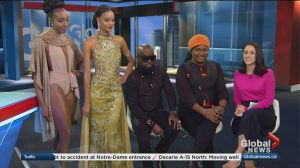 Montreal Caribbean Fashion Week