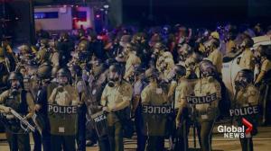 Racial bias in Ferguson Police Dept.