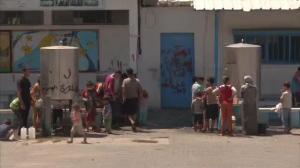 Gaza rocket hits Israel as humanitarian cease-fire ends