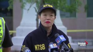 Engineer injured, to be questioned on New Jersey train crash: NTSB