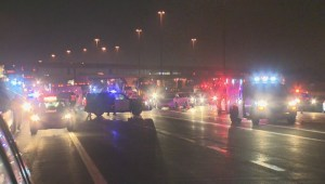 Man struck and killed on Hwy. 401 near Keele