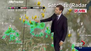 Edmonton Weather Forecast: June 22