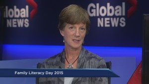 Family Literacy Day in Canada