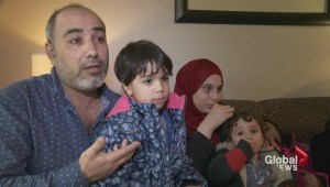 Many Syrian refugees still living in Canadian hotels