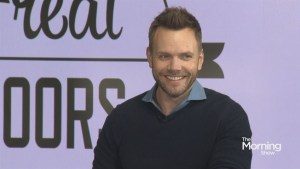 "The Soup's Joel McHale on his newest TV project, ""The Great Indoors"""