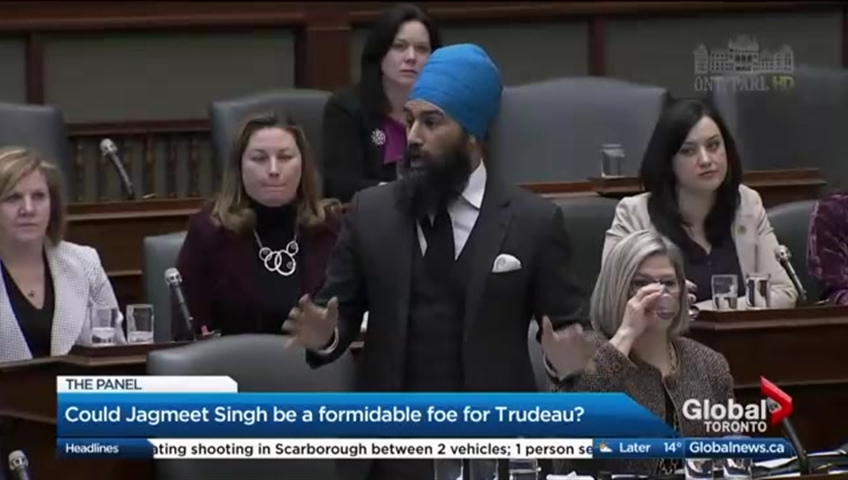 Ontario politician Jagmeet Singh to launch bid for federal NDP leadership