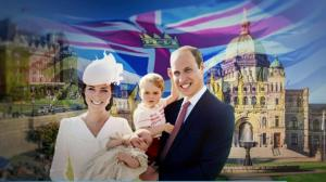 Kensington Palace release official itinerary for Royal visit