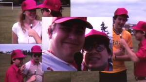 ITV Edmonton vs. SCTV cast 1982 baseball game