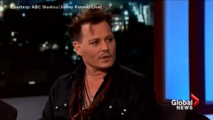 "Johnny Depp says Australian Deputy PM was ""inbred with a tomato"""