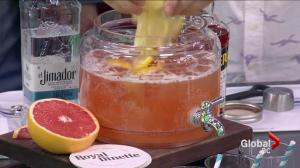 Celebrate National Punch Day with Royal Dinette