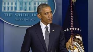 President Obama calls MH17 downing 'a global tragedy'