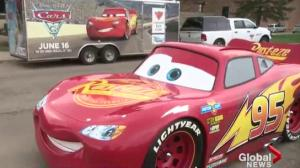 Lightning McQueen's Canadian Road Trip