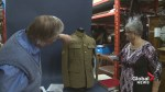 Galt Museum WWI Tunic mystery solved