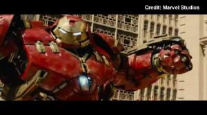 Movie trailer: Avengers Age of Ultron