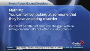 3 myths about eating disorders