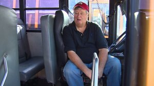 Texas school bus driver hailed hero after removing strange woman who boarded vehicle