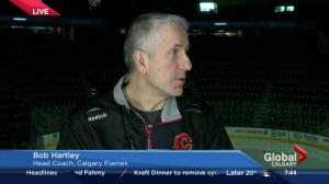 Calgary Flames: How Hartley handles playoff hockey