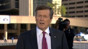 Tory: 'I can't look people in eye' on Olympic bid but will form group to explore other events