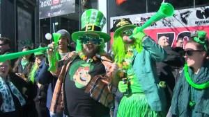 Montreal celebrates St. Patrick's Day