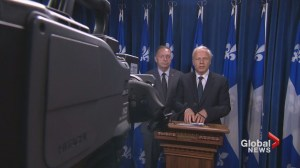 Quebec construction strike: Back-to-work law passed