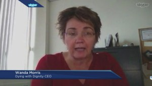 Dying with Dignity Canada CEO Wanda Morris on losing charity status