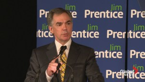 Prentice officially enters leadership race