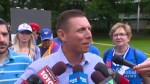 Patrick Brown says Pride parade is meant to be inclusive including first responders