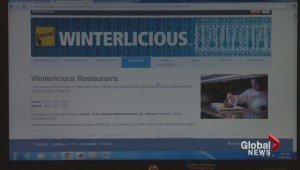 Winterlicious offers deals on meals