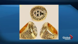Stanley Cup Ring, World Series Ring stolen during robbery in Etobicoke