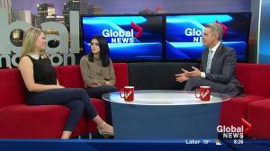 From meth to motherhood: How an Edmonton woman overcame drug addiction
