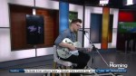 Kevin Garrett with an intimate performance