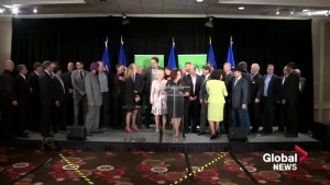 Wildrose Party candidate Bill Jarvis makes offensive comment during party event
