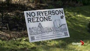 Vancouver neighbourhood up in arms over proposed development