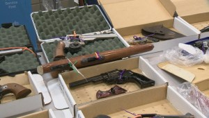 Regina's first gun amnesty ends