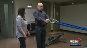 Alberta team combats high blood pressure, blood sugars